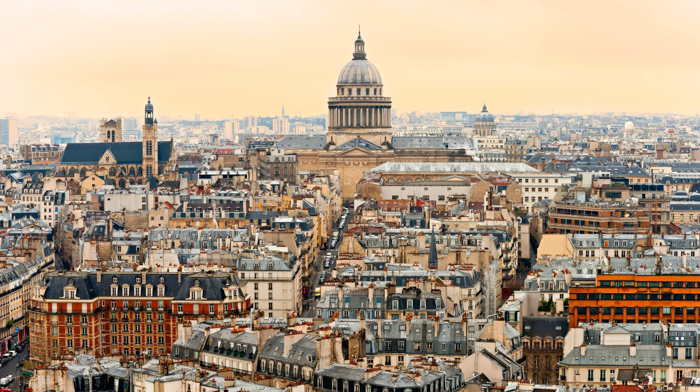 Paris has a long and often turbulent history