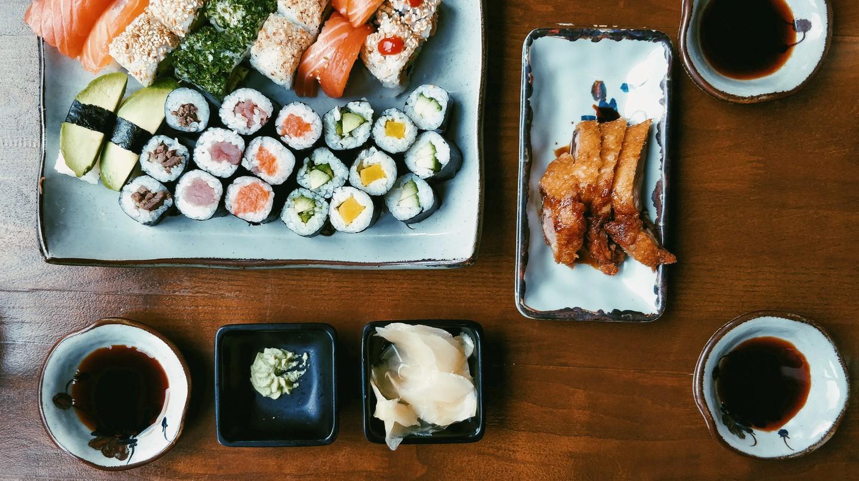Feast on world-class food in Tokyo