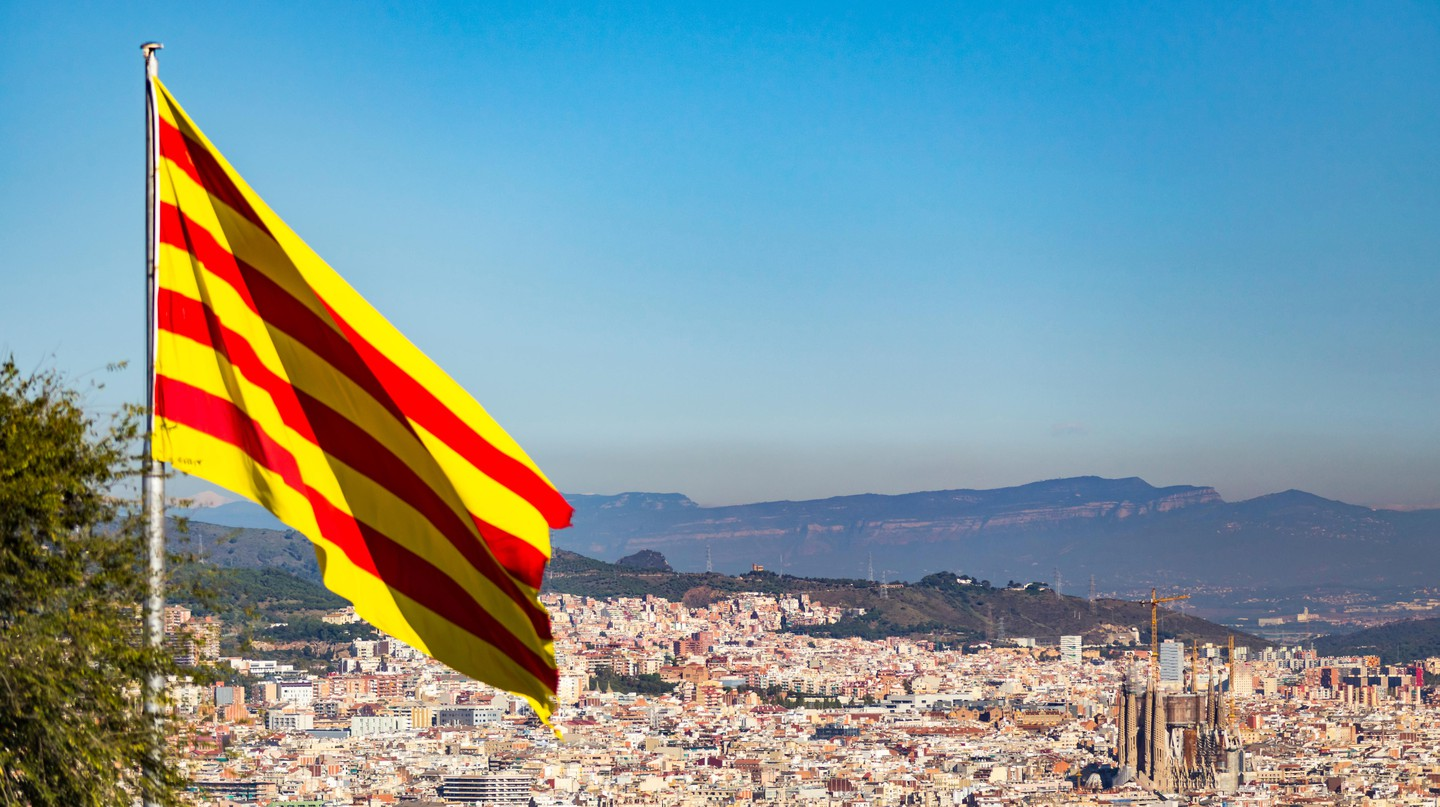 There are over 9 million people in the world who speak Catalan