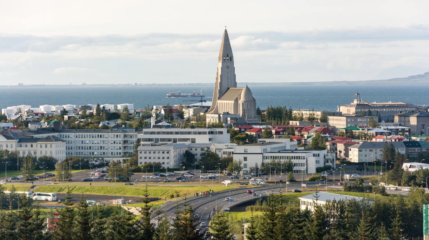 Reykjavik packs a punch for such a small city