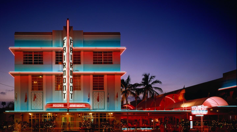 Miami Beach brims with Art Deco gems