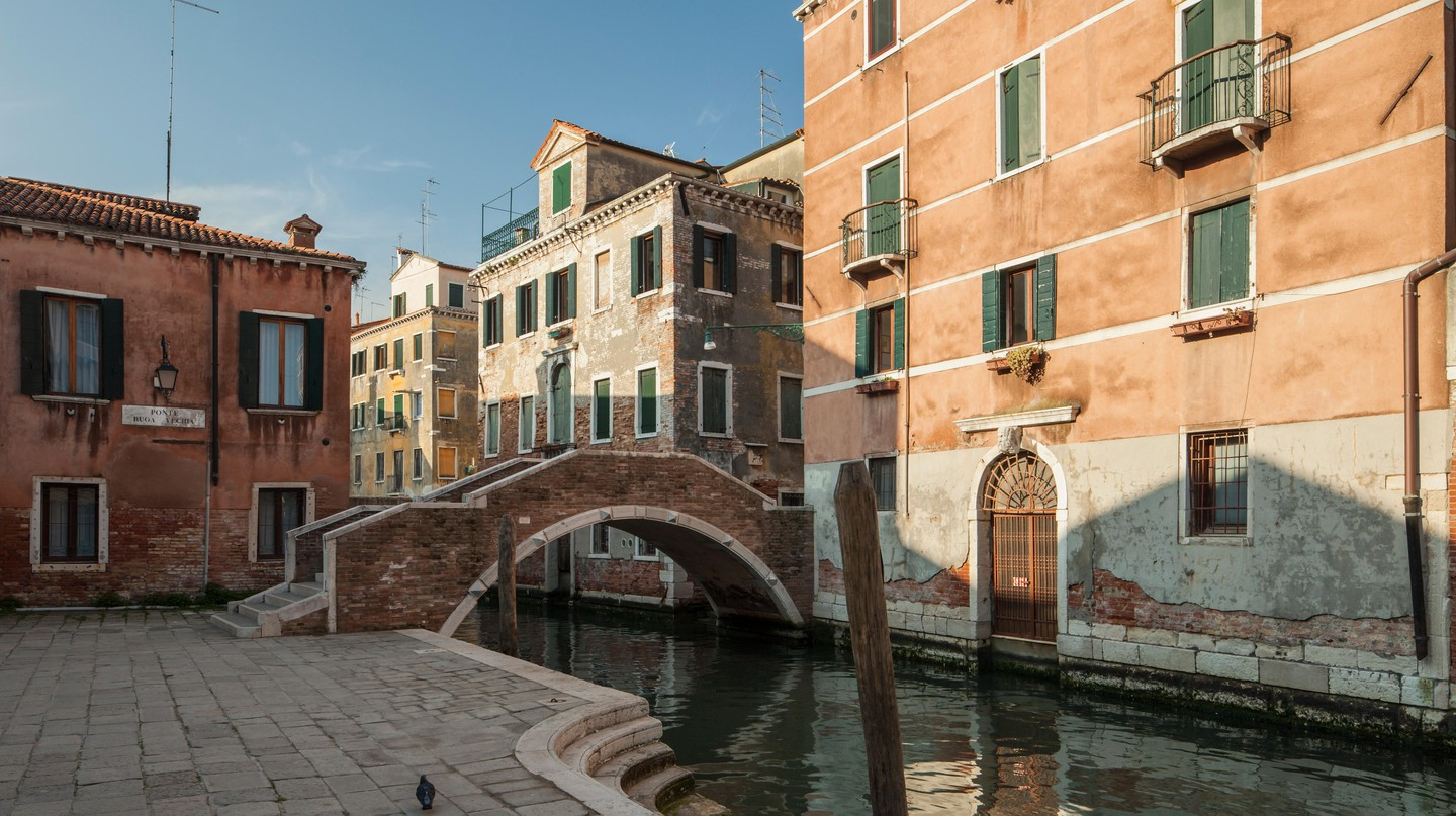 Stay in a boutique hotel in Venice for a unique experience