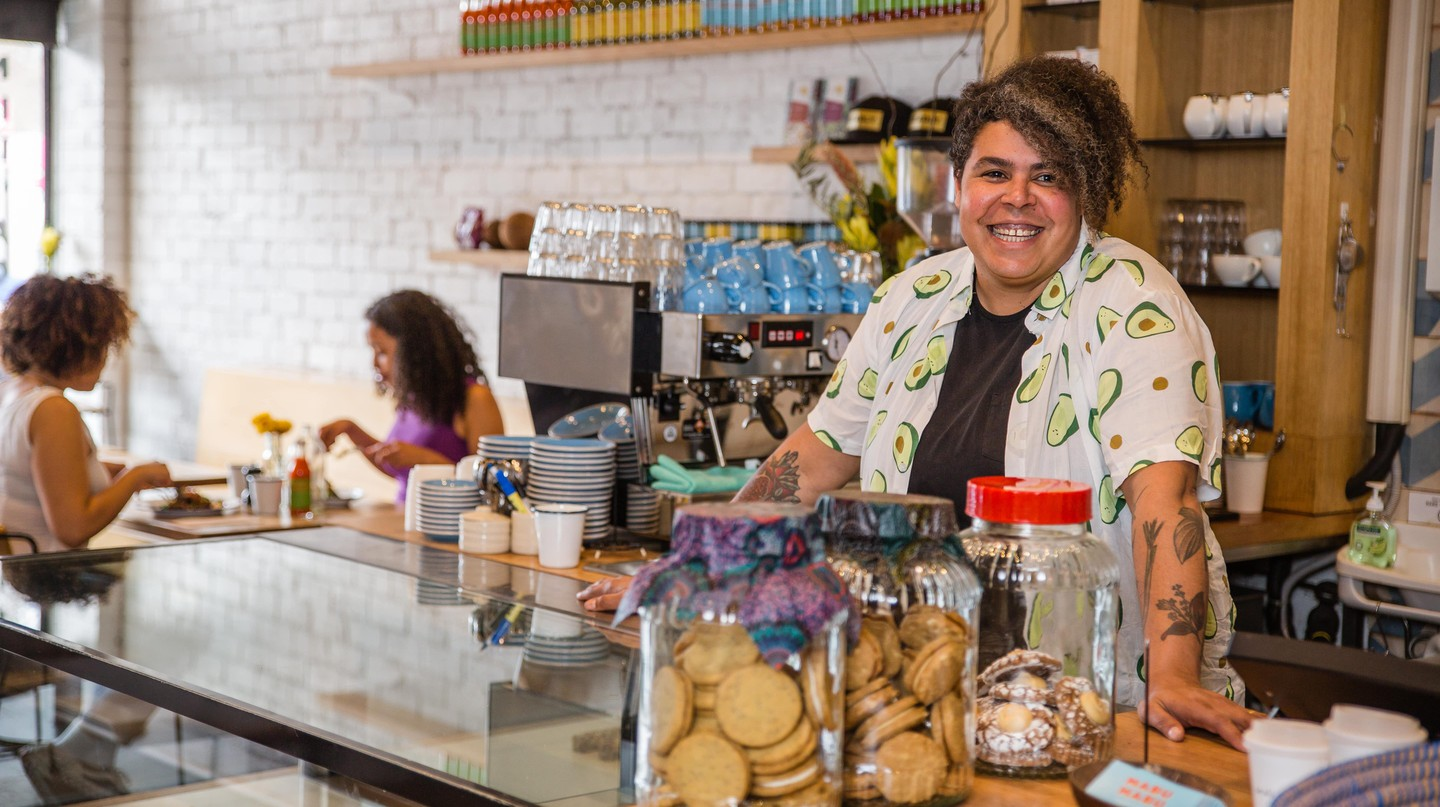 Nornie Bero is chef and owner at Melbourne's Mabu Mabu