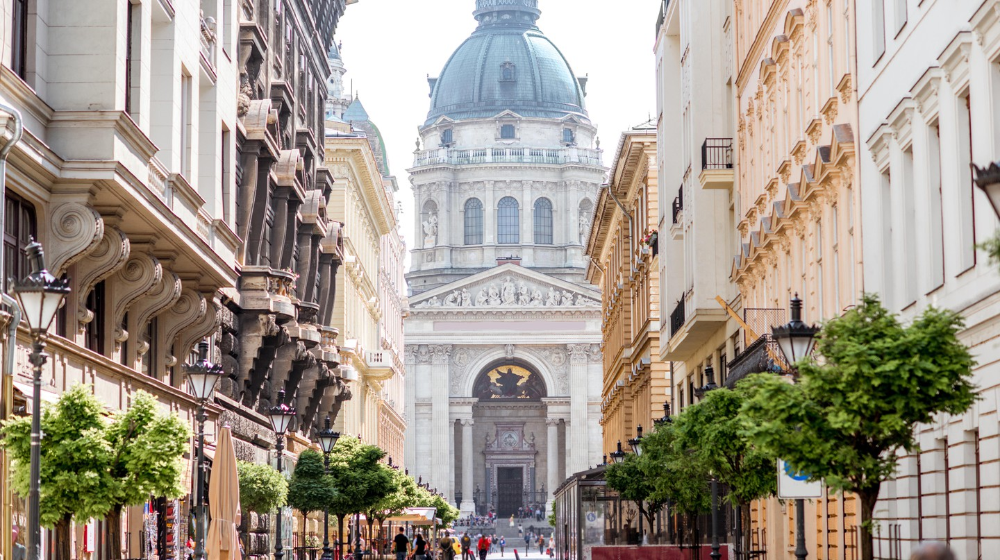Budapest is considered by some to be among the world's top drinking destinations