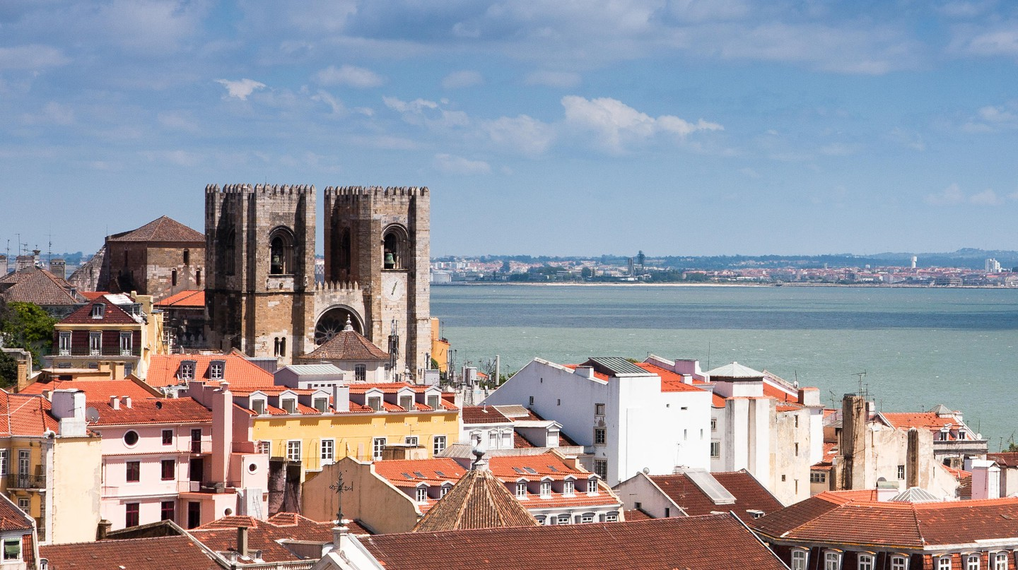Sé de Lisboa is just one of Lisbon's architectural gems