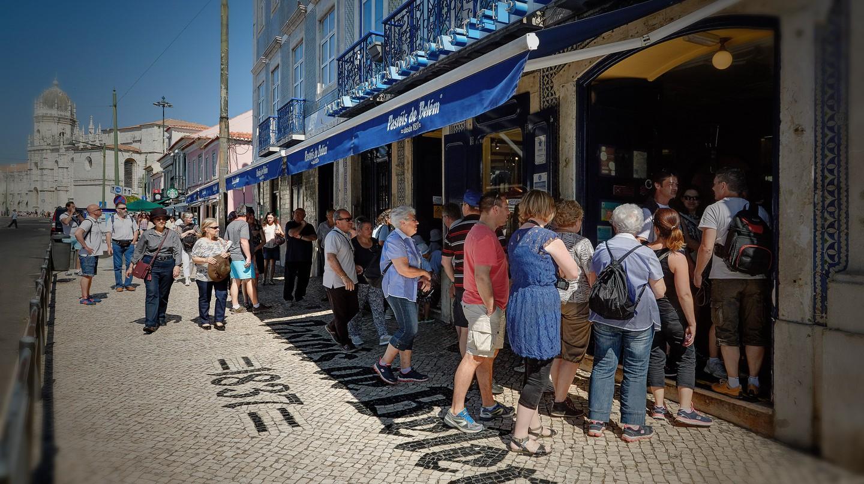 Pastéis de Belém dates back to 1837