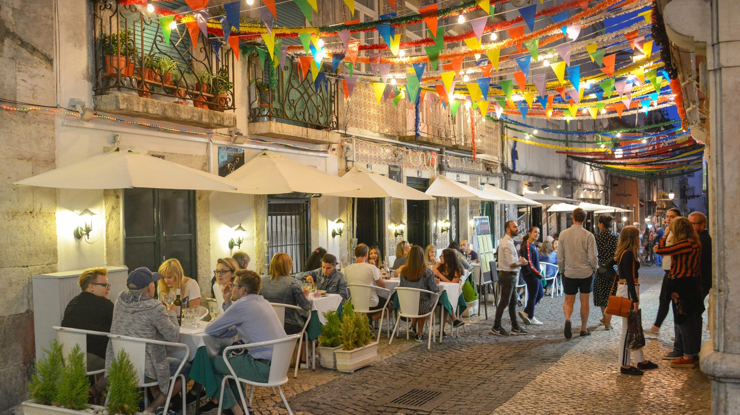 Bairro Alto has been building its reputation as a centre of food excellence