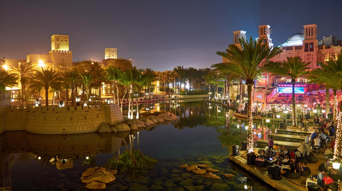 Discover the best of Dubai's nightlife