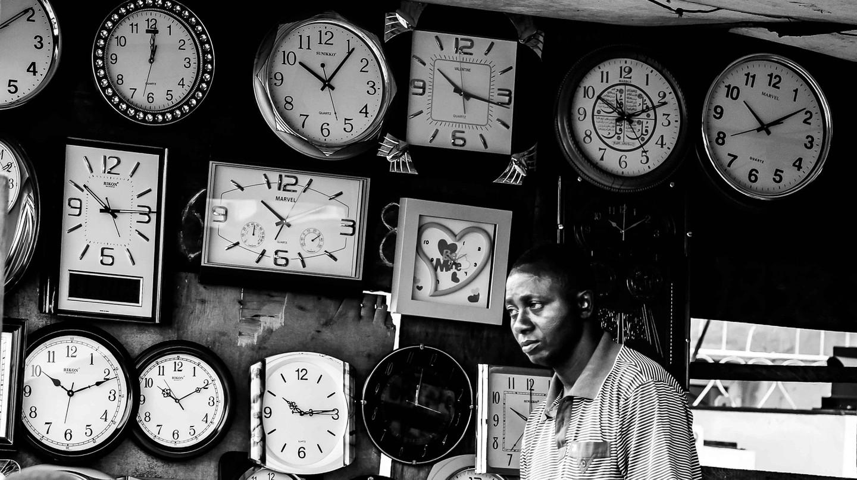 'Monochrome Lagos': A Photographic Study of a Nigerian City