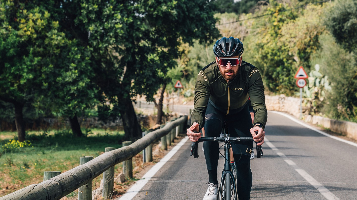 Take a tour of Mallorca with Sir Bradley Wiggins