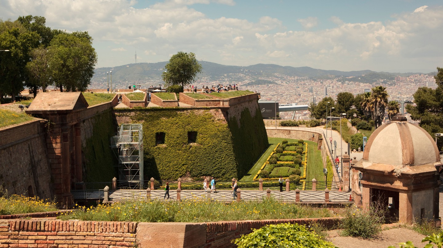 Montjuïc Castle is one of many must-see attractions in Barcelona