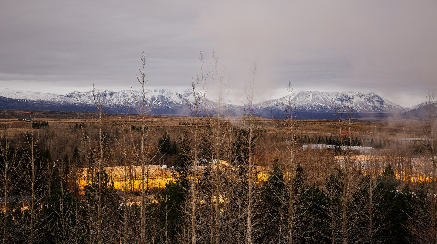 Iceland is a pioneer in the use of geothermal energy and several companies use it for business purposes.