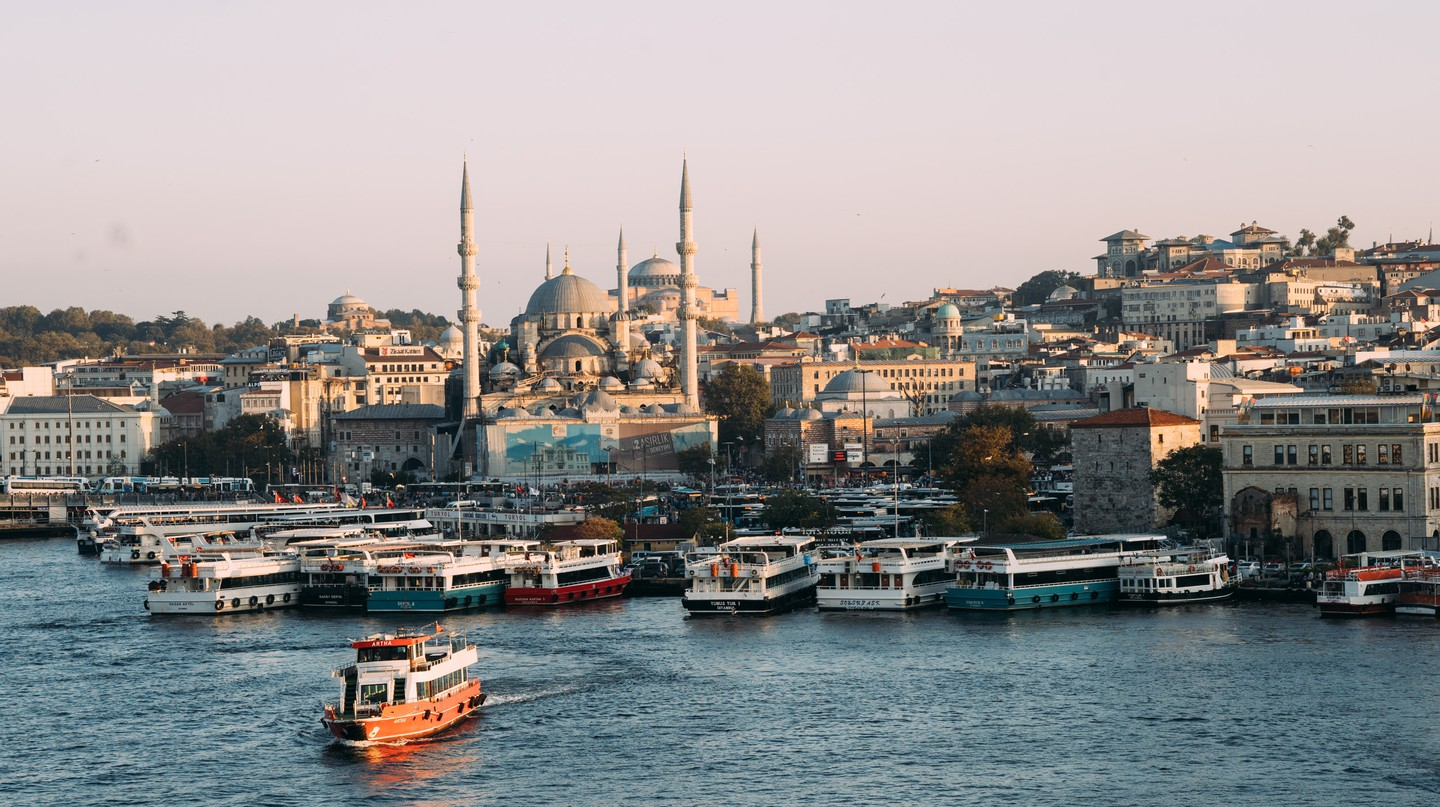 Istanbul's Fatih district is a culinary hotspot