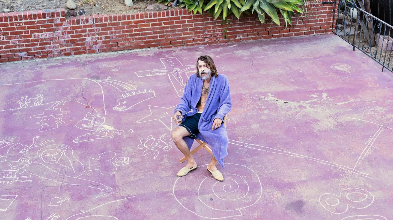 British artist Danny Fox has found a home in Los Angeles