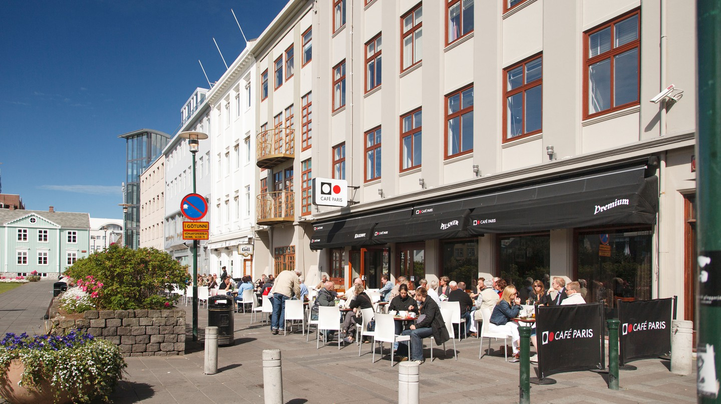 Reykjavik is quickly becoming a foodie destination