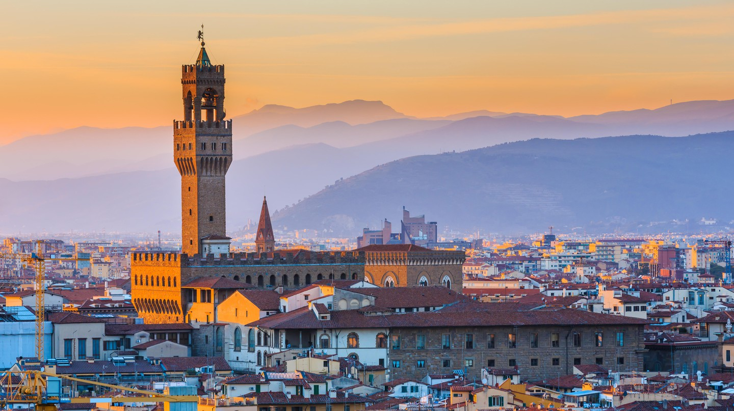 Florence is known for its astounding beauty