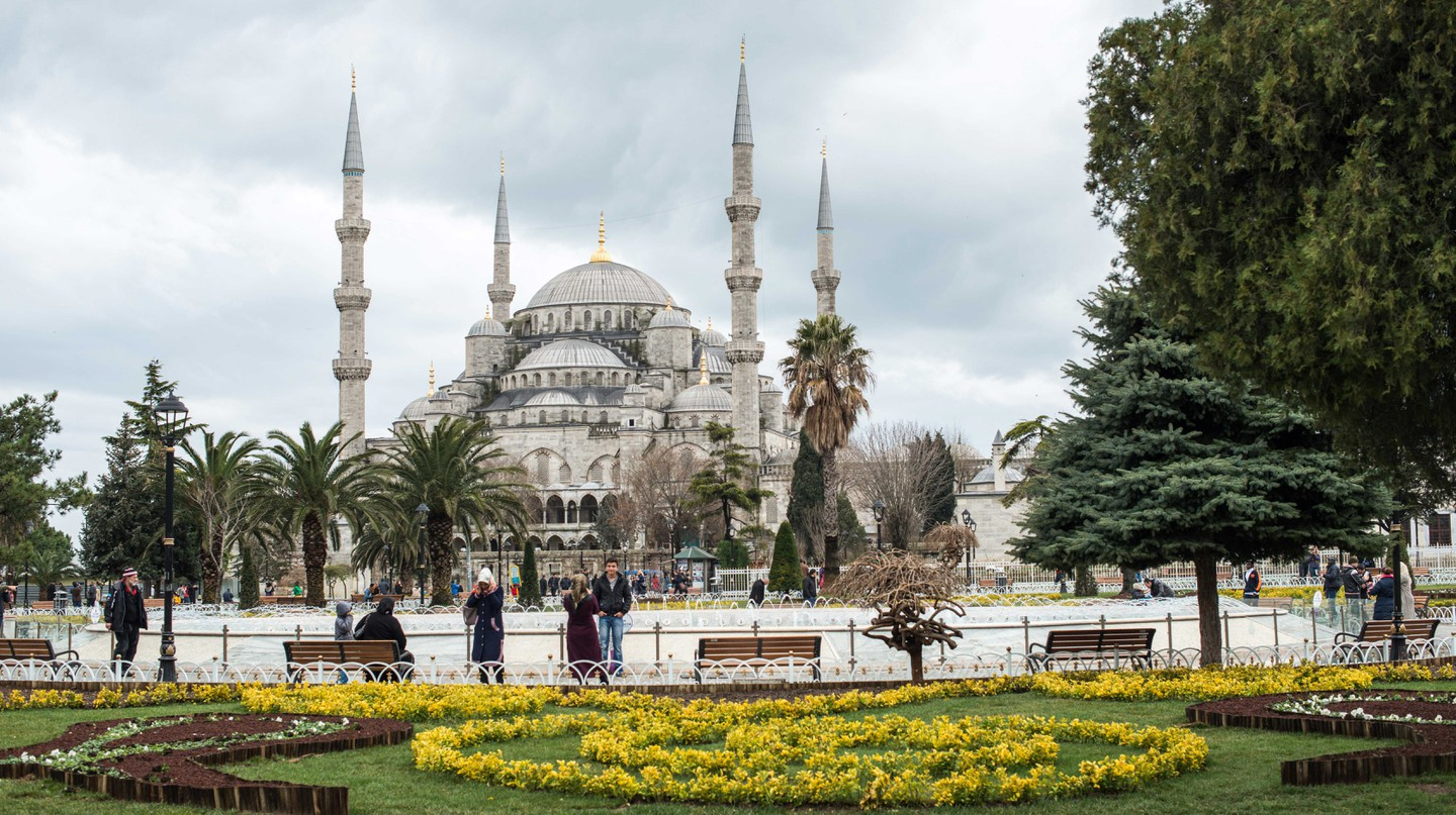 There's always something more to do in Istanbul's Old City