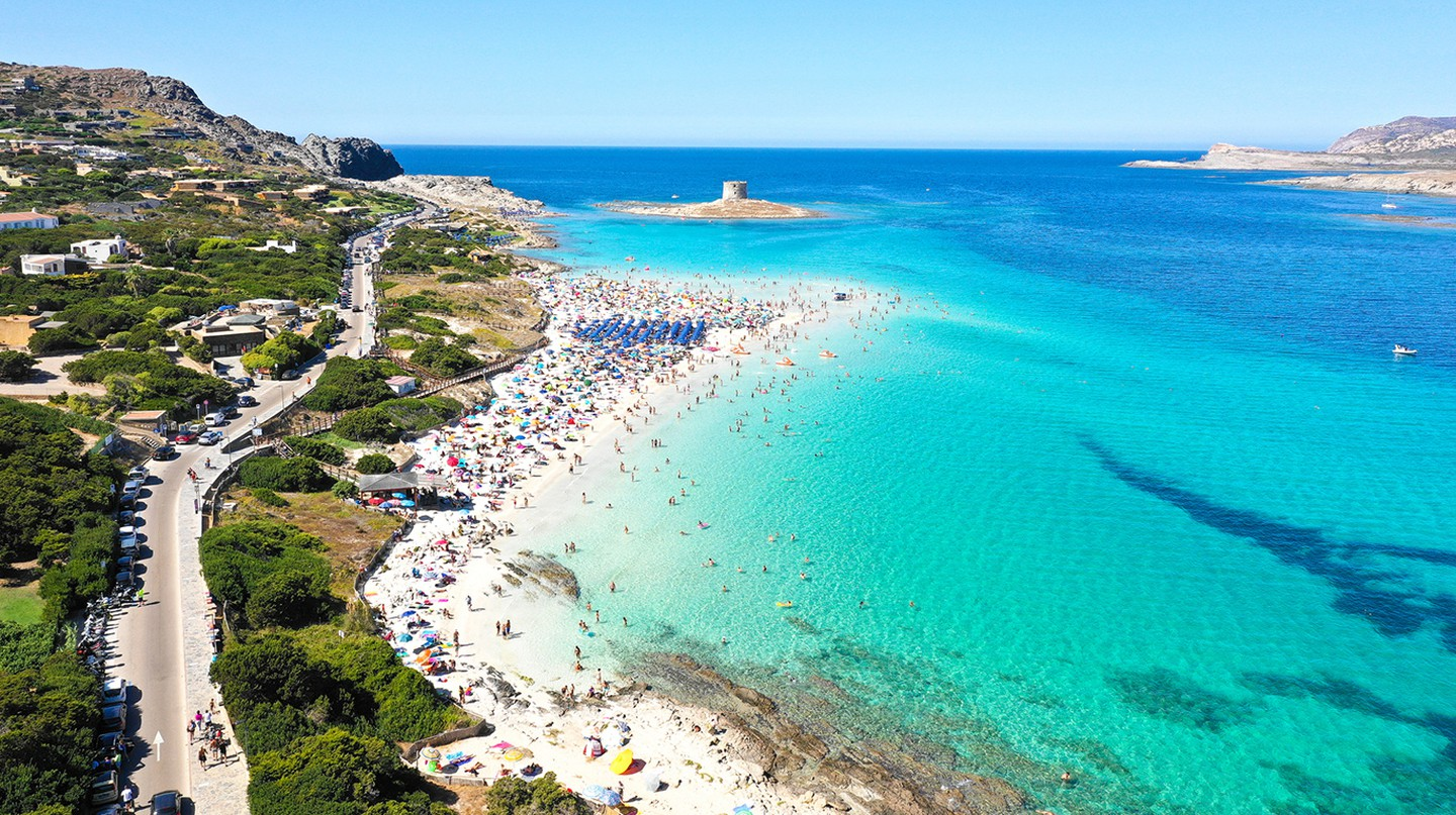 Sardinia is home to a variety of beautiful hotels and resorts