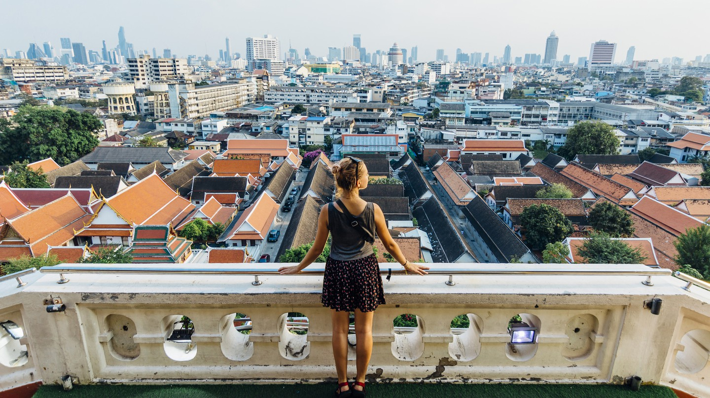 Bangkok has plenty of exciting buildings for architecture lovers to discover