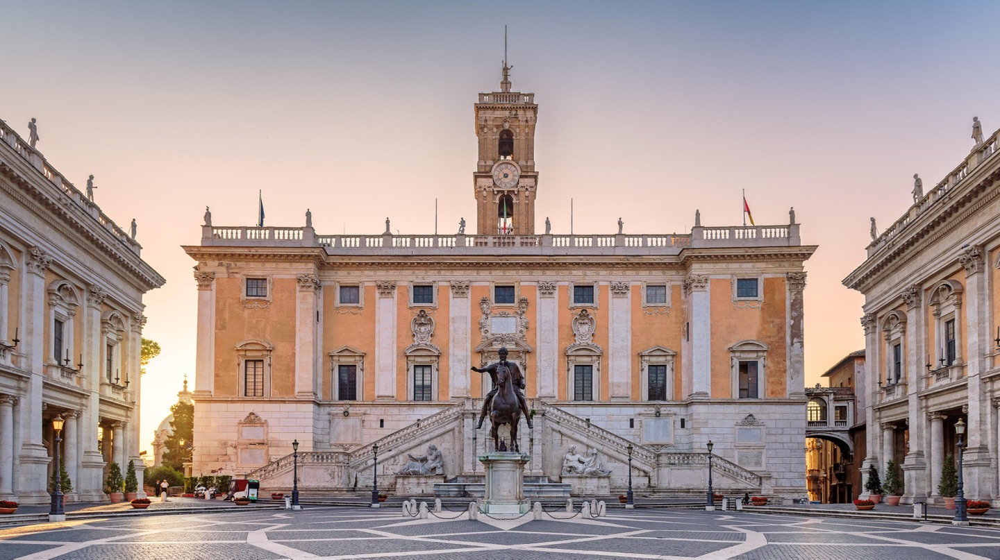 Rome is at its best in the autumn months