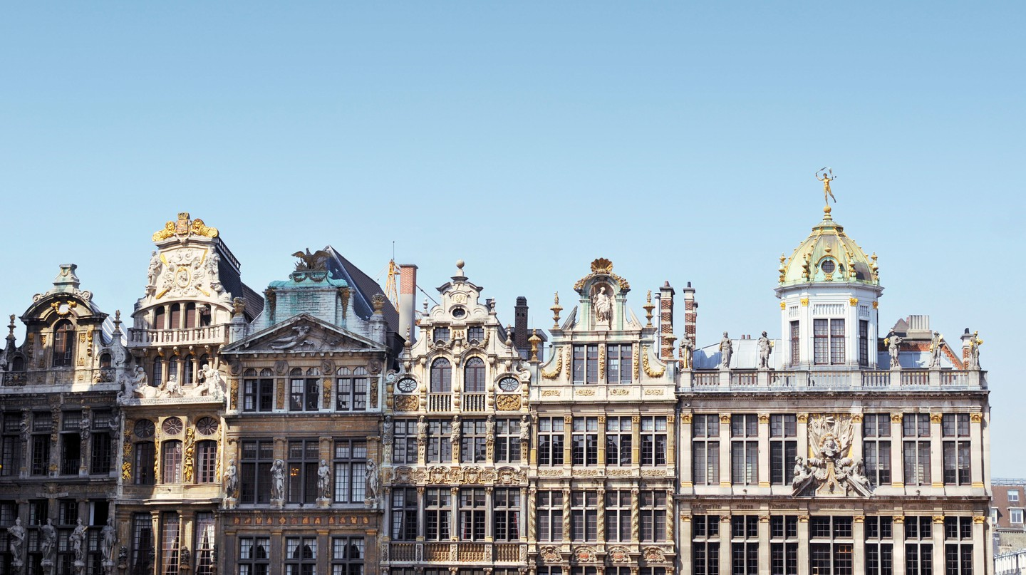 Grand Place, where the city's guildhalls were once based, is on the UNESCO world cultural heritage list