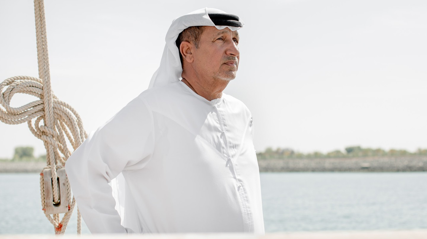 Major Ali, the UAE's last pearl diver