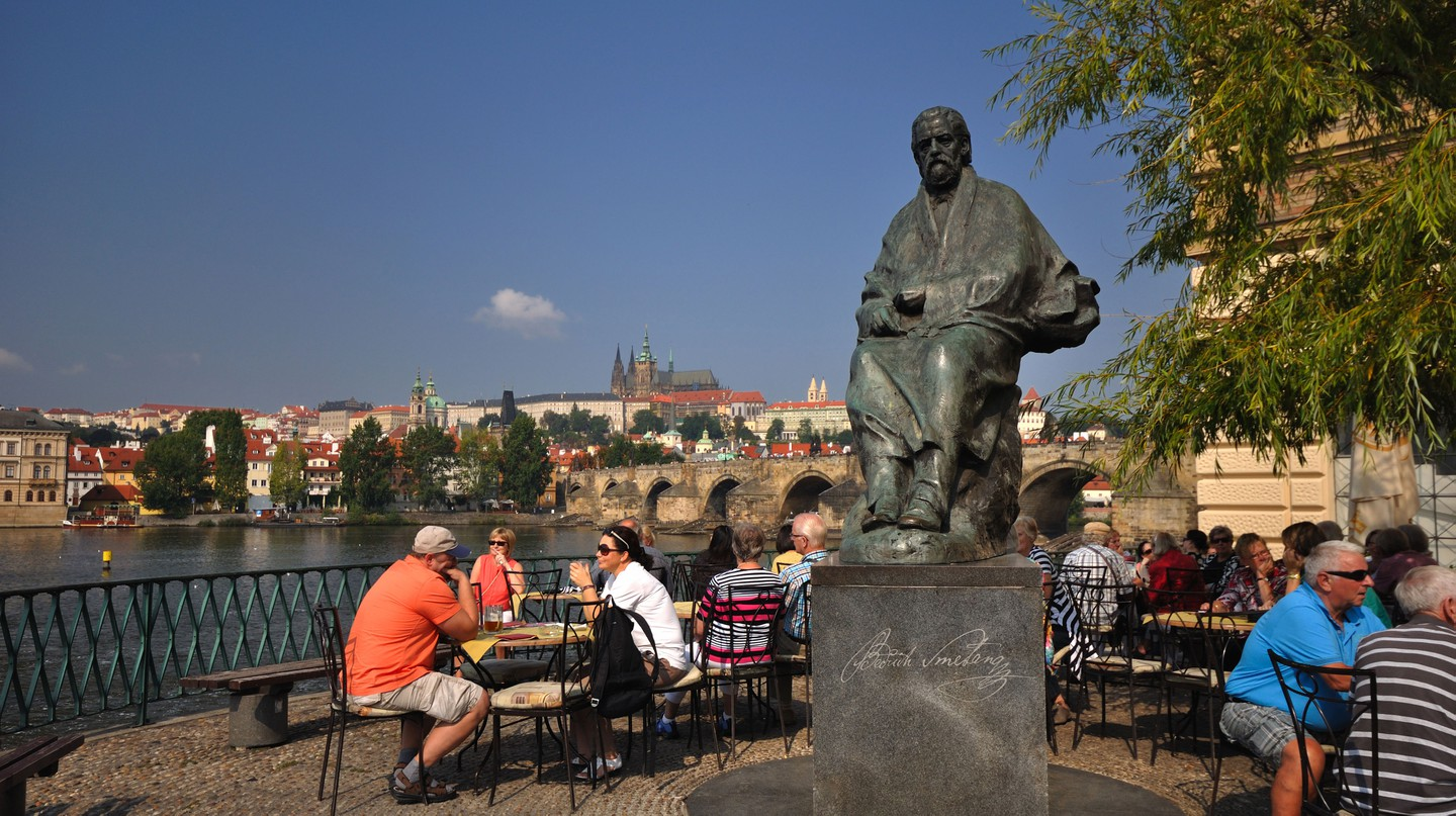 Prague has a bar to suit every taste