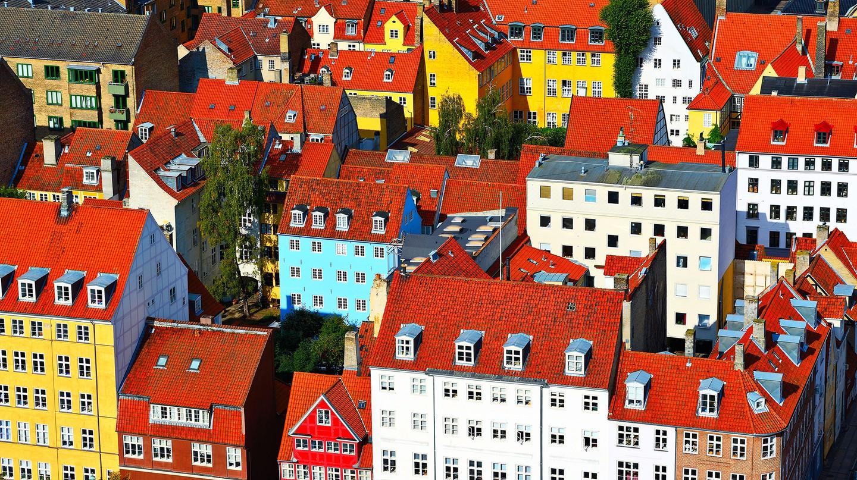 Copenhagen has a diverse array of Airbnb options