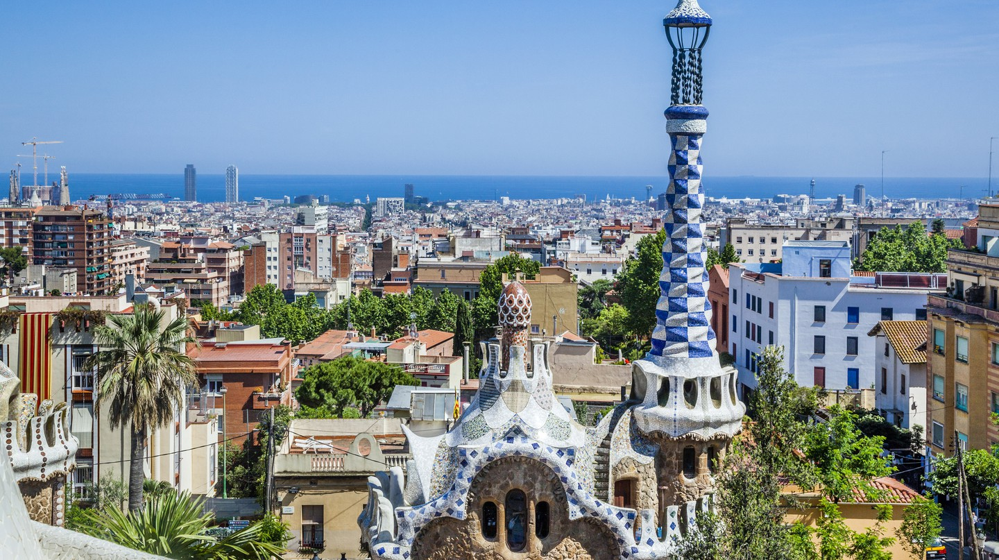 Follow in the footsteps of Dalí in Barcelona