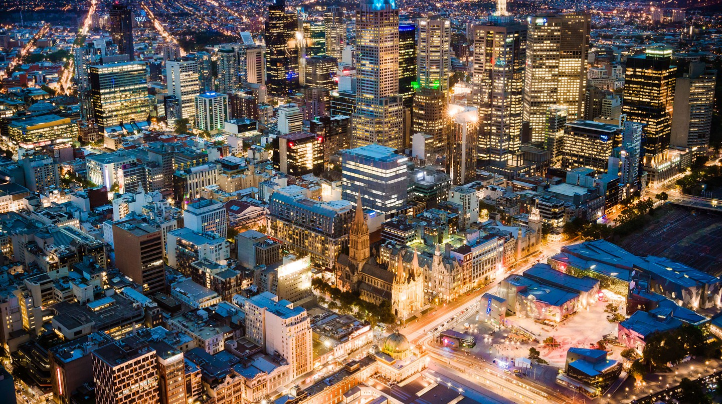 Melbourne is famous for its nightlife