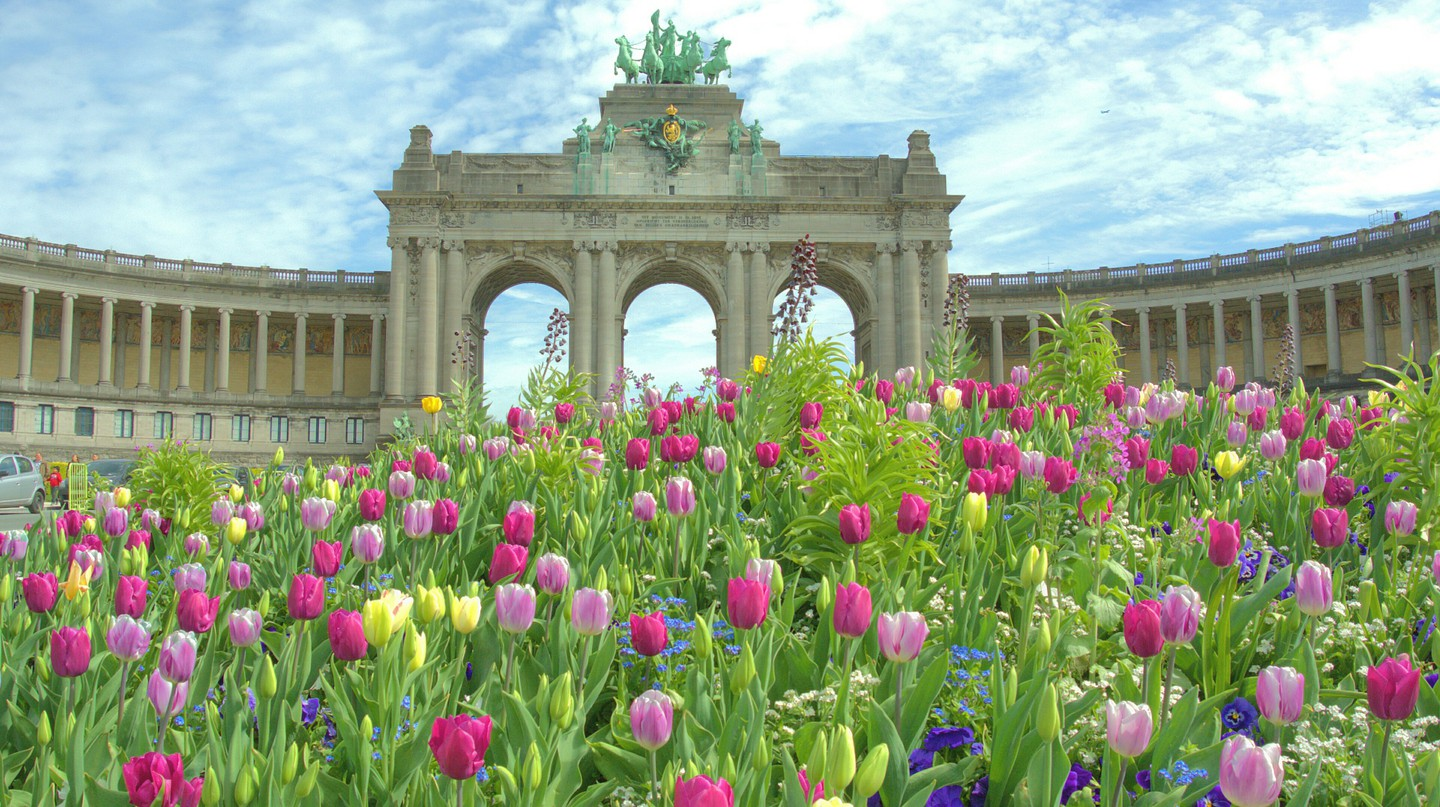 Brussels is a vibrant capital with an abundance of stylish places to stay