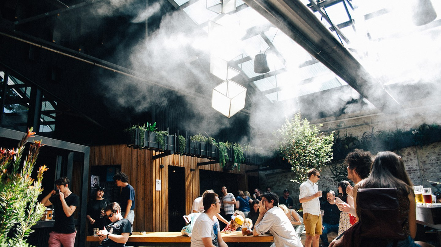 Howler is one of Brunswick's hidden gems and very much part of its eclectic bar scene