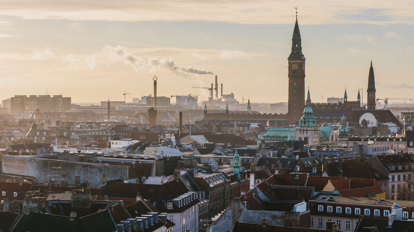 Copenhagen has some of the most interesting architecture in the world