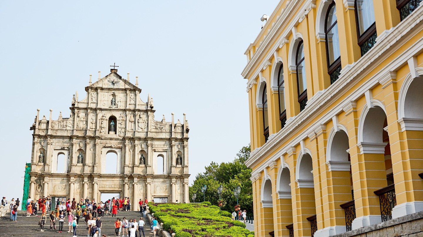 Macau is building a strong reputation for its art and cultural landscape