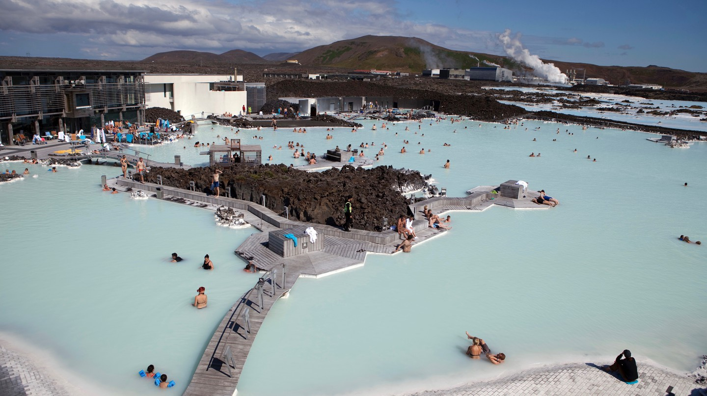 Reykjavik is the perfect place to head for some relaxing me-time