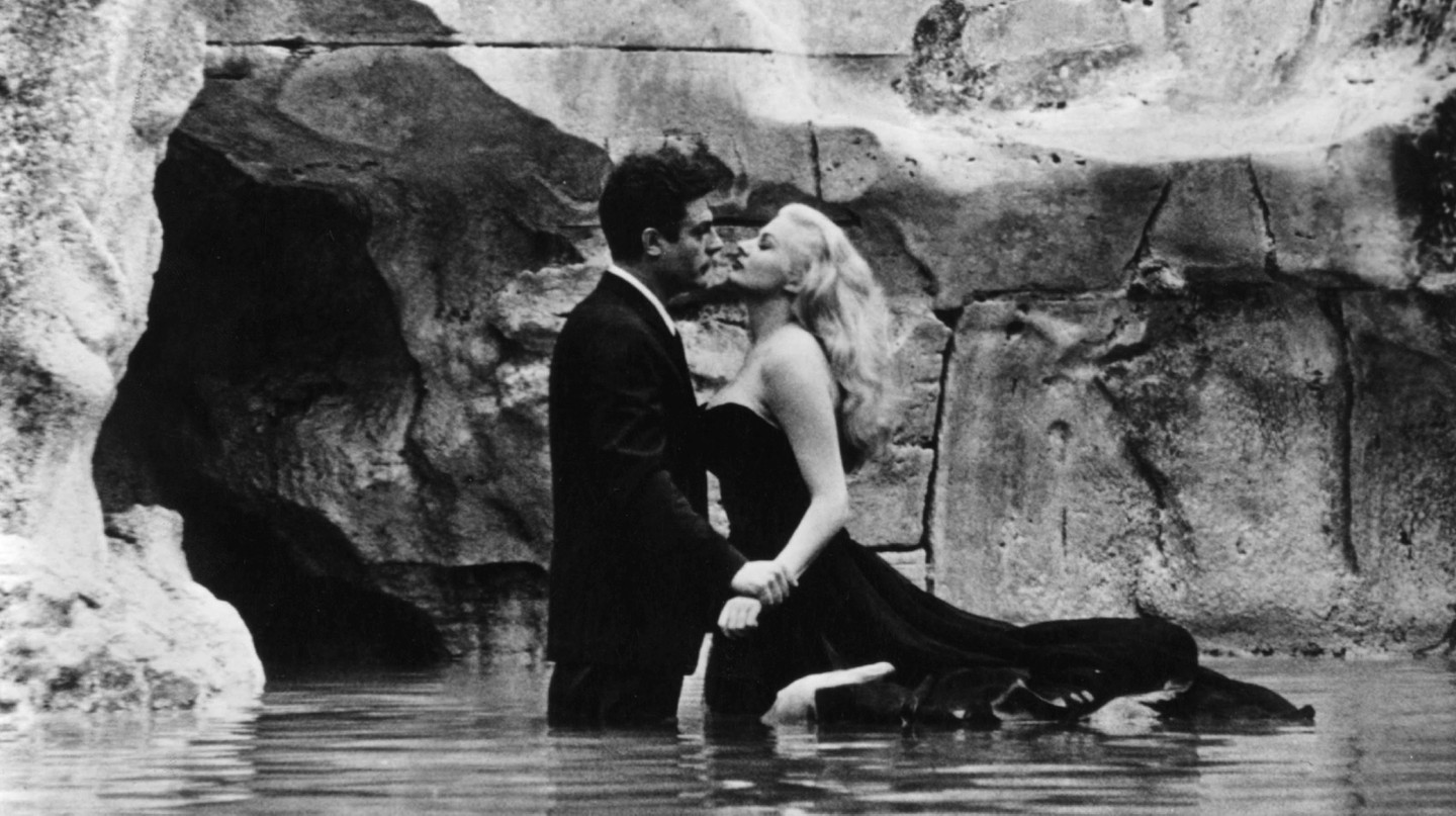 Federico Fellini co-wrote and directed 'La Dolce Vita'