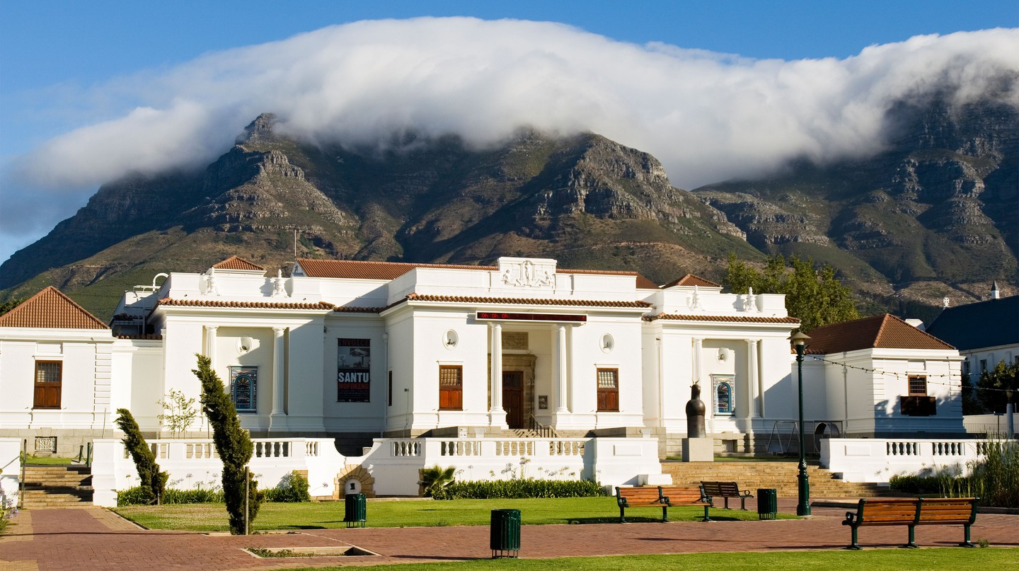 National Gallery of South Africa in the Gardens, Cape Town
