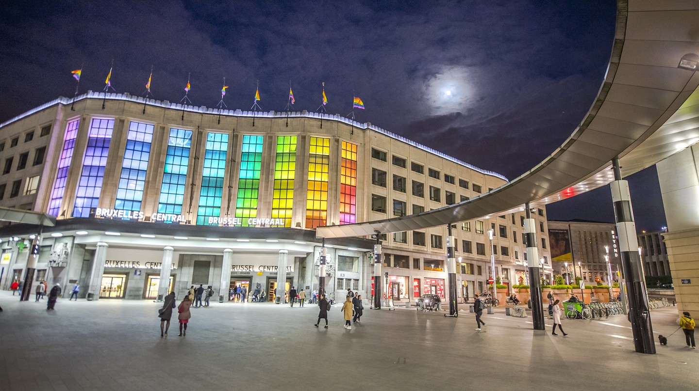 Brussels is an open, progressive city and isn't short of gay-friendly bars, cafés and events