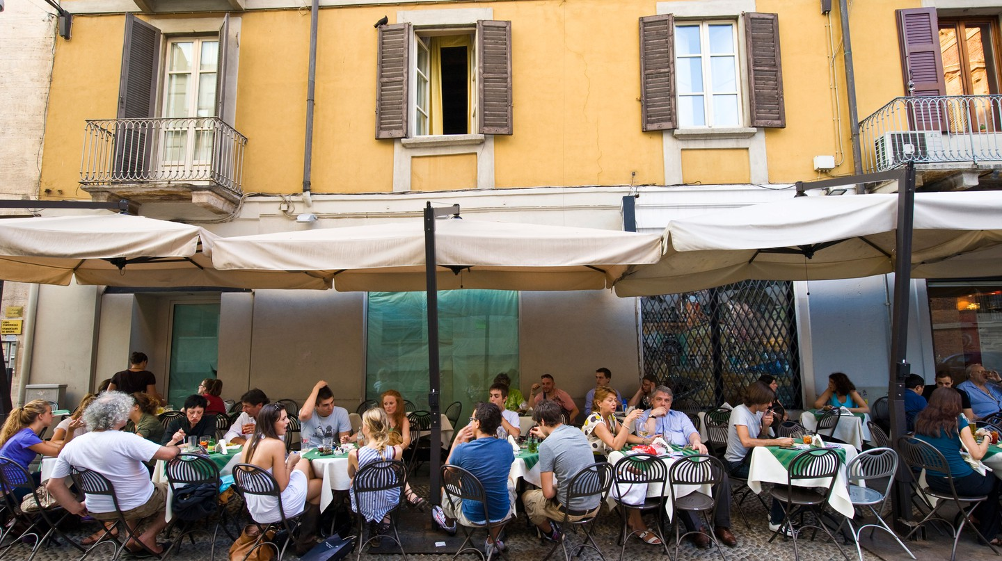 Feast on first-class food in Milan