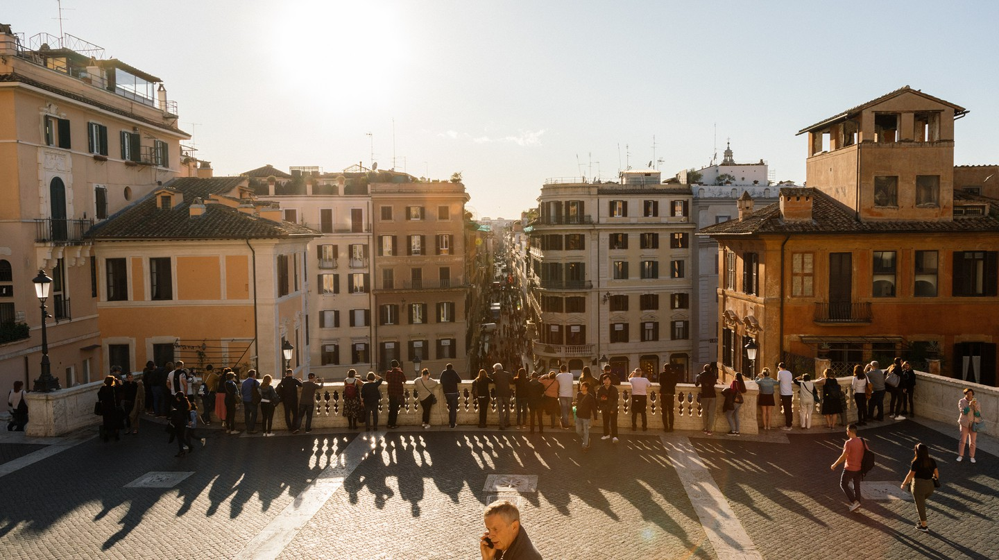 Many of Rome's most incredible sights, such as the Spanish Steps, are free