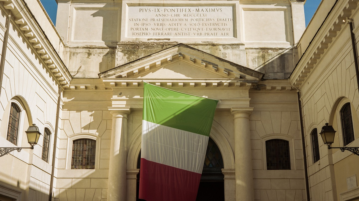Rome has many must-see sights, including those on the unusual side