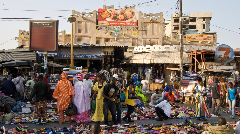 Despite unprecedented growth and change, Dakar's market life remains fundamental to the Dakarois' everyday lives