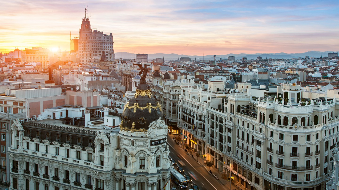 Madrid's picturesque locations have proven to be popular with filmmakers