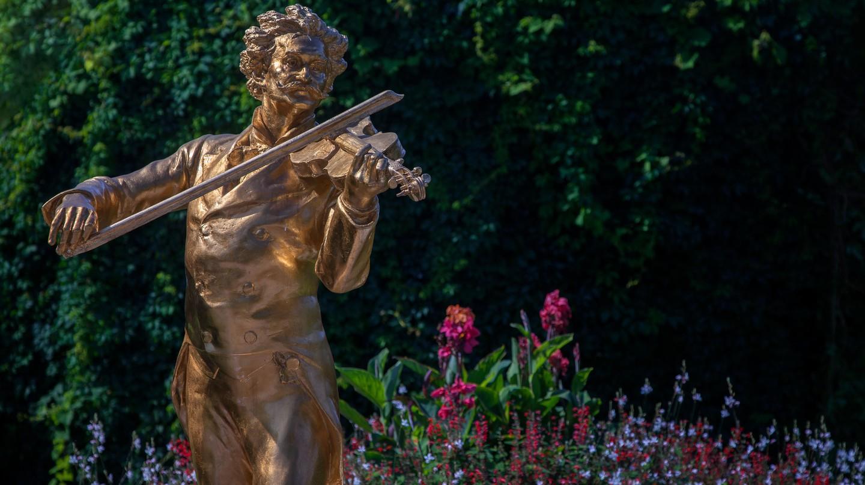 Vienna has an illustrious musical heritage