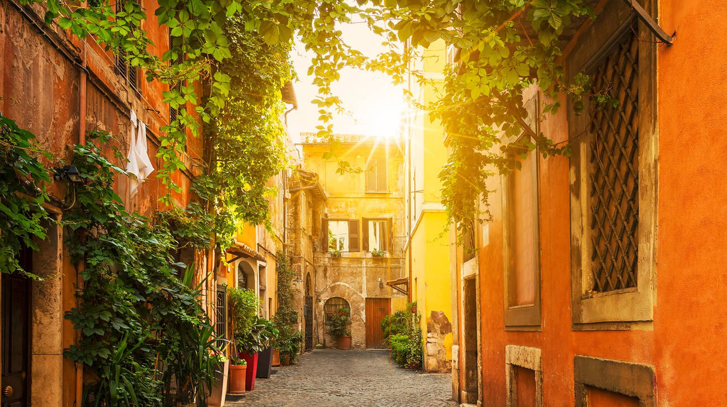 Trastevere is home to some of Rome's most unique restaurants