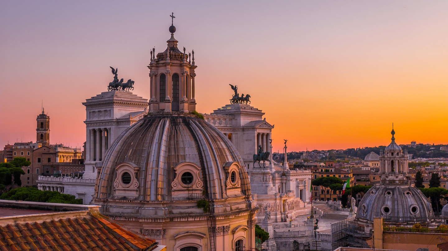 Rome offers an abundance of luxury accommodation