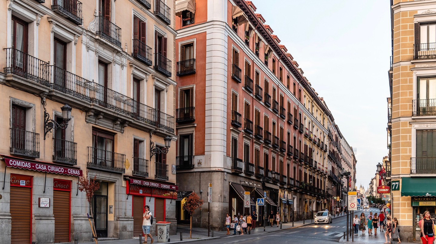 Each of Madrid's neighbourhoods has its own personality