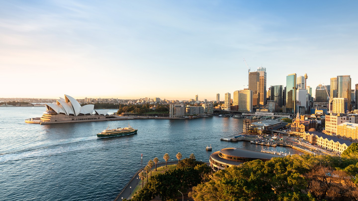 Sydney is one of the most visited cities in the world thanks to its picturesque harbour and sparkling beaches