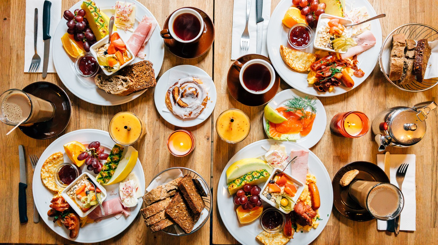 Copenhagen has a lot going for it when it comes to brunch
