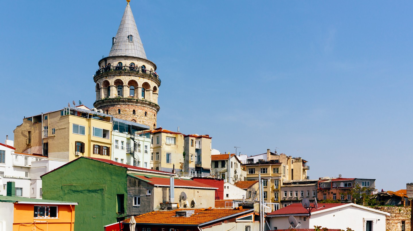 Find out the best things to see and do in Beyoğlu